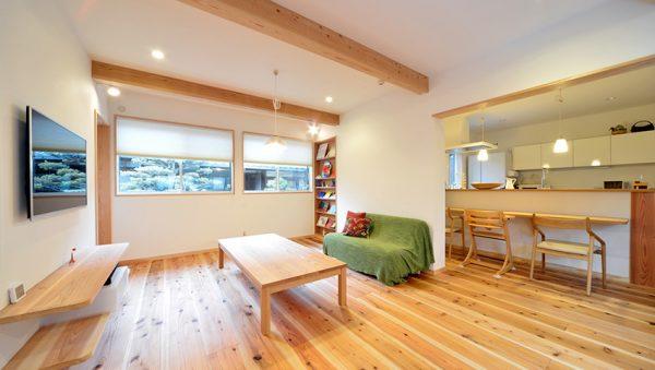 自然素材住宅のメリット