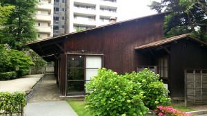 旧井上房一郎邸を見てきました。